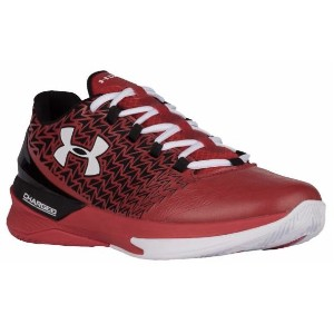 Under Armour Clutchfit Drive 3 LOWメンズ Red/Black/White アンダーアーマー バッシュ クラッチフィットドライブ3 ローカット