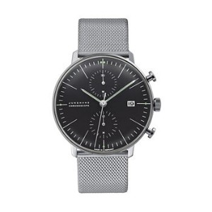 Max Bill by Junghans Chronoscope 027 4601 00M