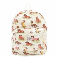 Cath Kidston 529891 pd Sausage Dogs/ソーセージドッグ キッズ リュックサック Kids rucksack キッズ 子供用 バックパック カバン かばん 鞄...