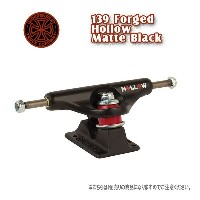 INDEPENDENT(インディペンデント) STAGE11 139 FORGED HOLLOW MATTE BLACK 1個売り SK8 トラック TRUCK