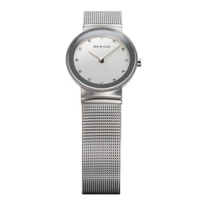 BERING Ladies Classic Curving Mesh(10126-000 シルバー)