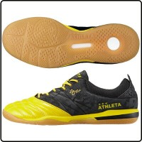 【SALE】【ATHLETA】アスレタ O-Rei Futsal T001(BLK×YEL)