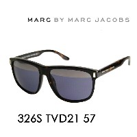 【OUTLET★SALE】アウトレット セール マークバイマークジェイコブス サングラス MMJ-326S TVD 57 MARC BY MARCJACOBS