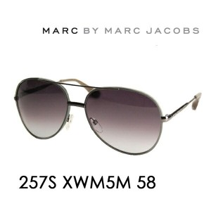 【OUTLET★SALE】アウトレット セール マークバイマークジェイコブス サングラス MMJ-257S 5M 58 MARC BY MARCJACOBS