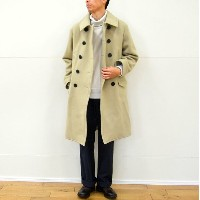 MARKAWARE(マーカウェア)/ SAILORMAN COAT -SAND-