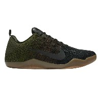 "Nike Kobe XI 11 Elite Low 4KB ""Black Horse""メンズ Black/Team Red/Rough Green ナイキ コービー11 Kobe Bryant..."