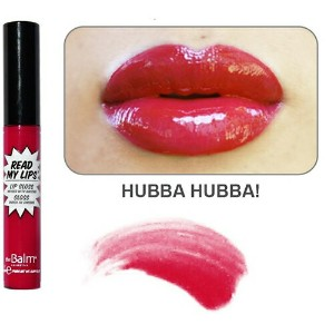 the Balm★ Read My Lips (HUBBA HUBBA!)- Lip Gloss Infused with Ginseng/ザバーム リードマイリップ リップグロス
