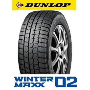 ダンロップ WINTER MAXX WM02 225/45R18