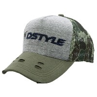 DSTYLE DSTYLE スタンダードスウェットメッシュキャップ フリー カーキ/カモ(東日本店)