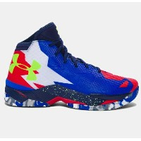 Under Armour Curry 2.5メンズ Morning Sky/Red アンダーアーマー バッシュ カリー2.5 Stephen Curry ステフィン・カリー