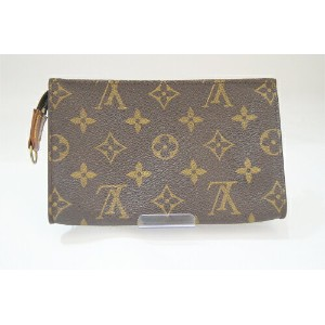 LOUIS VUITTON モノグラム ポーチ 【中古】