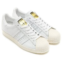 adidas Originals SUPERSTAR 80's DLX(アディダス オリジナルス スーパースター) RUNNING WHITE/RUNNING WHITE/CREAM WHITE...