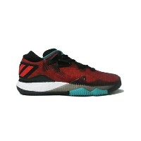 "バスケットシューズ バッシュ アデイダス Adidas Crazylight Boost Low 2016 ""Harden NBA Opening Night"" R.Red/C.Blk"