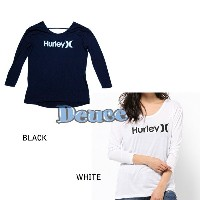 HURLEY ハーレー LADIES レディース ONE & ONLY BRAIDED L/S