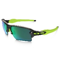 Oakley オークリー サングラス Flak 2.0 XL フラック2.0 XL OO9188-09 【Black Ink/Jade Iridium Polarized】