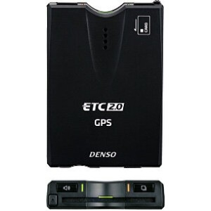 DENSO デンソー DIU-A011 GPS内蔵発話型ETC2.0業務支援用 1041265040 セットアップなし