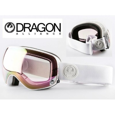 ASIAN-FIT 2017■DRAGON ゴーグル■GOGGLE■X2s■WHITE OUT■