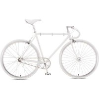 FUJI FUJI(フジ) FEATHER 58 SingleSpeed AURORA WHITE ピストバイク 17FETRWH58