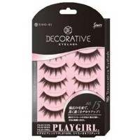 DECORATIVE EYELASH PLAY GIRL 上まつ毛用 No.15 SE85547
