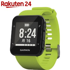 GARMIN(ガーミン) Fore Athlete35J LimeGreen(日本正規品) 168939