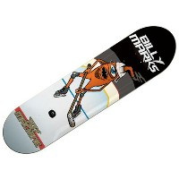 【トイマシーン デッキ】TOY MACHINE Deck BILLY MARKS HOCKEY PRO 8.0x31.38●