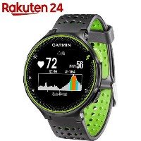 GARMIN(ガーミン) ForeAthlete 235J BlackGreen (日本正規品) 37176K