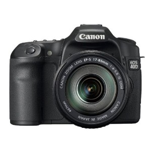 【中古】【1年保証】【美品】 Canon EOS 40D EF-S 17-85mm IS U 付属