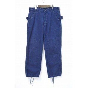 【中古】ENGINEERED GARMENTS (エンジニアードガーメンツ) Painter Pant ペインターパンツ INDIGO 34 インディゴ Denim デニム Work Pants...