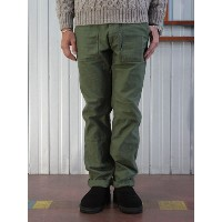 orslow オアスロウ orslow 01-5032-16 US ARMY SLIM FIT FATIGUEパンツ オリジナルバックサテン生地 グリーン オアスロウ Made in Japan...