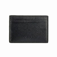 COACH OUTLET コーチ アウトレット カードケース F75459 BLK 【ccoa】