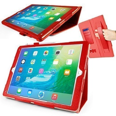 ORZLY MULTI FUNCTION TABLET CASE 多機能タブレットケース iPAD PRO 対応 - (赤 多機能ケース iPAD PRO 対応)