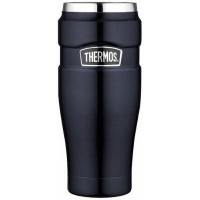 Thermos Stainless King 16-Ounce Leak-Proof Travel Mug【並行輸入品】