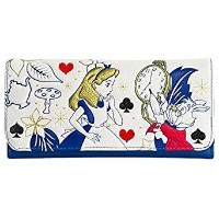 Loungefly x Alice & White Rabbit Wallet