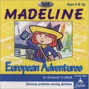 Madeline European Adventures (輸入版)