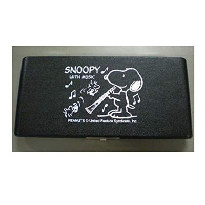 SNOOPY with Music SNOOPY/Bbクラリネット用リードケース SCL-10(10枚入)【SNOOPY with Music】