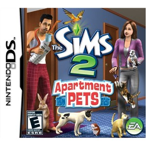 The Sims 2: Apartment Pets (輸入版)