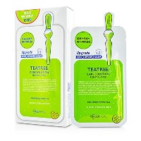 メディヒール Essential Mask - Teatree Care Solution 10pcs
