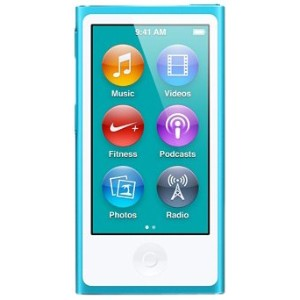 Apple iPod nano 16GB ブルー MD477J/A