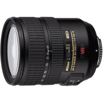 Nikon AF-S VR Zoom Nikkor ED 24-120mm F3.5-5.6G (IF)
