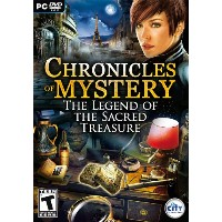 Chronicles Of Mystery: The Legend of the Sacred Treasure (輸入版)