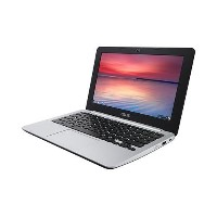 ASUS C200 Chromebook クロームブック (Intel Bay Trail 2.16GHz/2GB/SSD16GB/11.6inch/Chrome OS) 並行輸入品