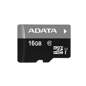 A-DATA Technology microSDHCメモリーカード 16GB AUSDH16GCL10-RA1