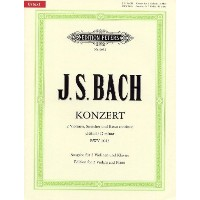 J.S. Bach: Double Concerto In D Minor BWV 1043 (2 Violins/Piano) / J・S・バッハ: 二重協奏曲 ニ短調 BWV 1043...