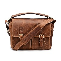 ONA カメラバッグ THE LEATHER PRINCE STREET (Antique Cognac) ONA5-024LBR 国内正規品