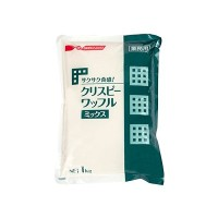 cotta サクサク食感 クリスピーワッフルミックス 1kg