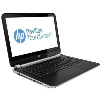 "HP Pavilion 11-E115 TOUCHSMART/ Windows 8.1/AMD 1.4GHz / 320GB7/GB/ 11.6""/SILVER 【並行輸入品】"