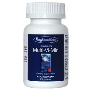 Allergy Research Group, Children's Multi-Vi-Min, 150 Veggie Caps