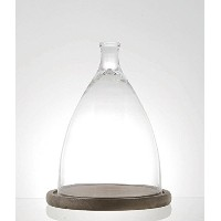 (DULTON) GLASS CLOCHE (Mサイズ)