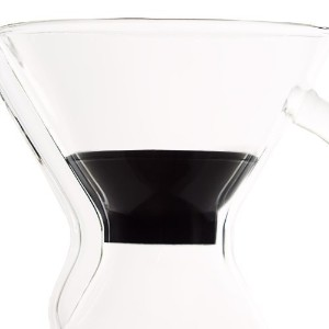 Able Brewing ヒートリッド for Chemex Coffee Maker Fits 3, 6, 8 and 10 Cup Models