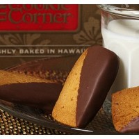 【Cookie Corner】Shortbread - Milk Chocolate Dip